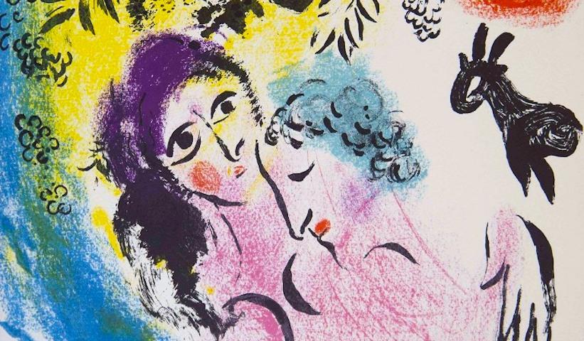 #comechagall Marc Chagall - mostra a castiglione del Lago