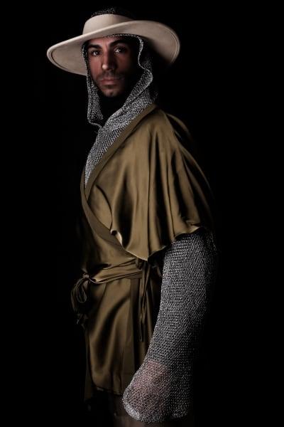 Fabrizio Santo, giovane fashion designer, tra passione e desiderio di affermazione-4