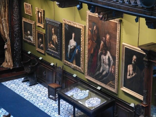 Napoli, parte la prima Mostra tematica del Museo Filangieri, Un secolo di furore, con i caravaggisti-1