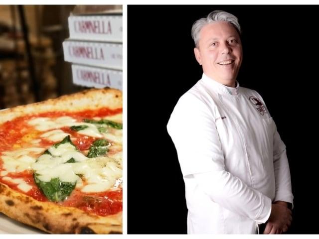 Vincenzo Esposito , il pizzaiolo intimista della Pizzeria Carmnella-1