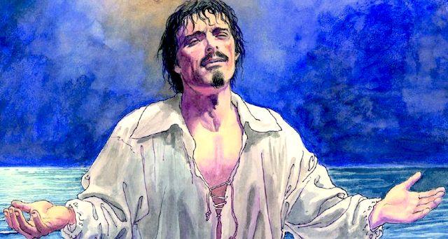 Caravaggio - la Grazia graphic novel Milo Manara in tutte le librerie