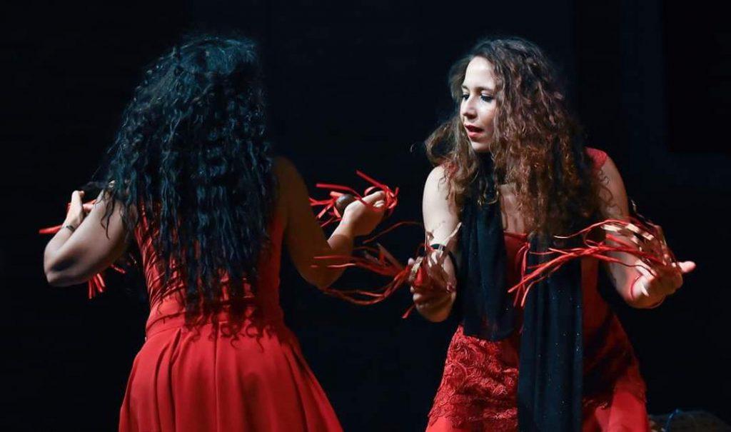 Danze popolari incontro con la giovane ballerina Raffaella Vacca-2