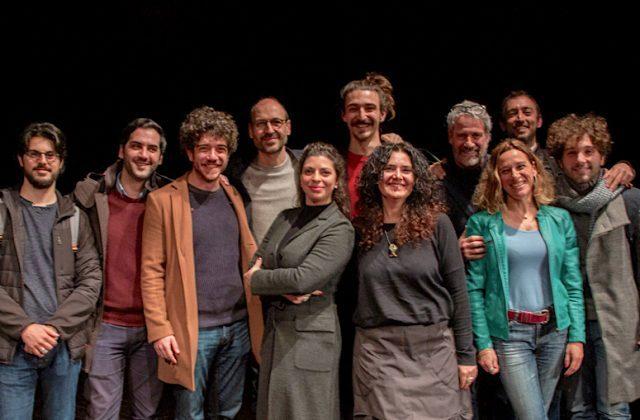 NUOVE SENSIBILITA' 2.0 al teatro nuovo di Napoli