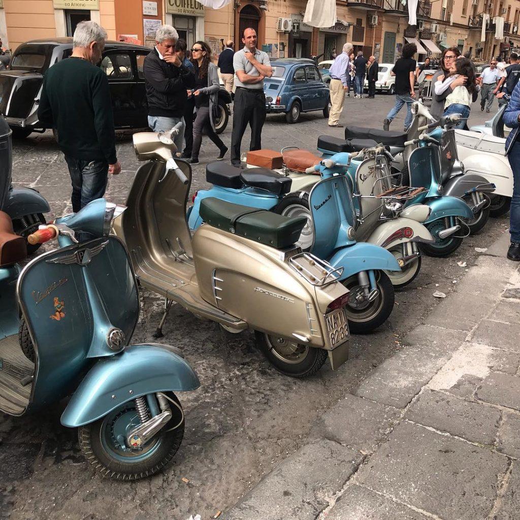 Ritorna L'amica geniale ciak a Piazza Carlo III-5