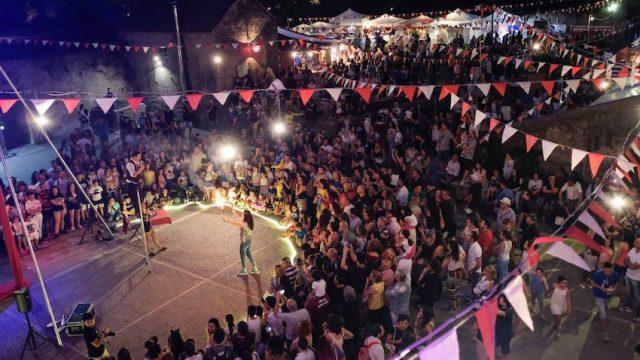 IV° edizione del festival di musica e artisti di stradaAtella Sound Circus