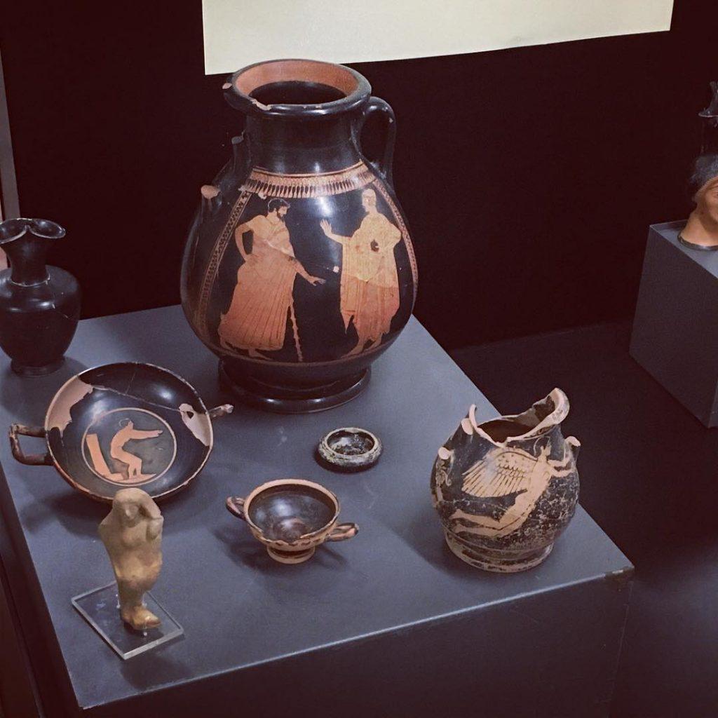 Museo Archeologico Nazionale di Pontecagnano - salerno-3