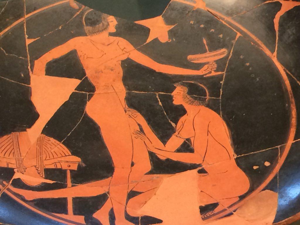 Gli Etruschi e l'aldilà tra azioni brutali, sesso e danze erotiche-3