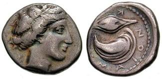 Un'altra ricchezza partenopea le monete di Neapolis, primo modello della monetazione romana -2
