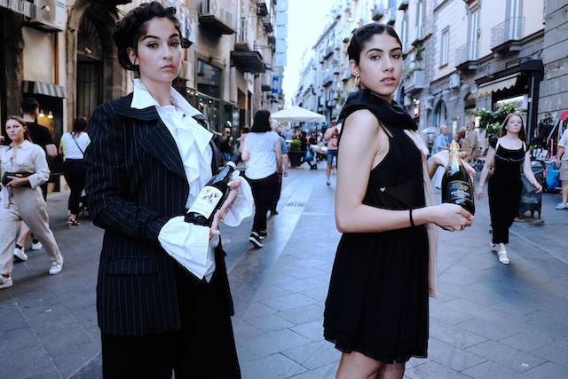 Napoli fashion on the road - Cantine Matarazzo - ph iPhotox