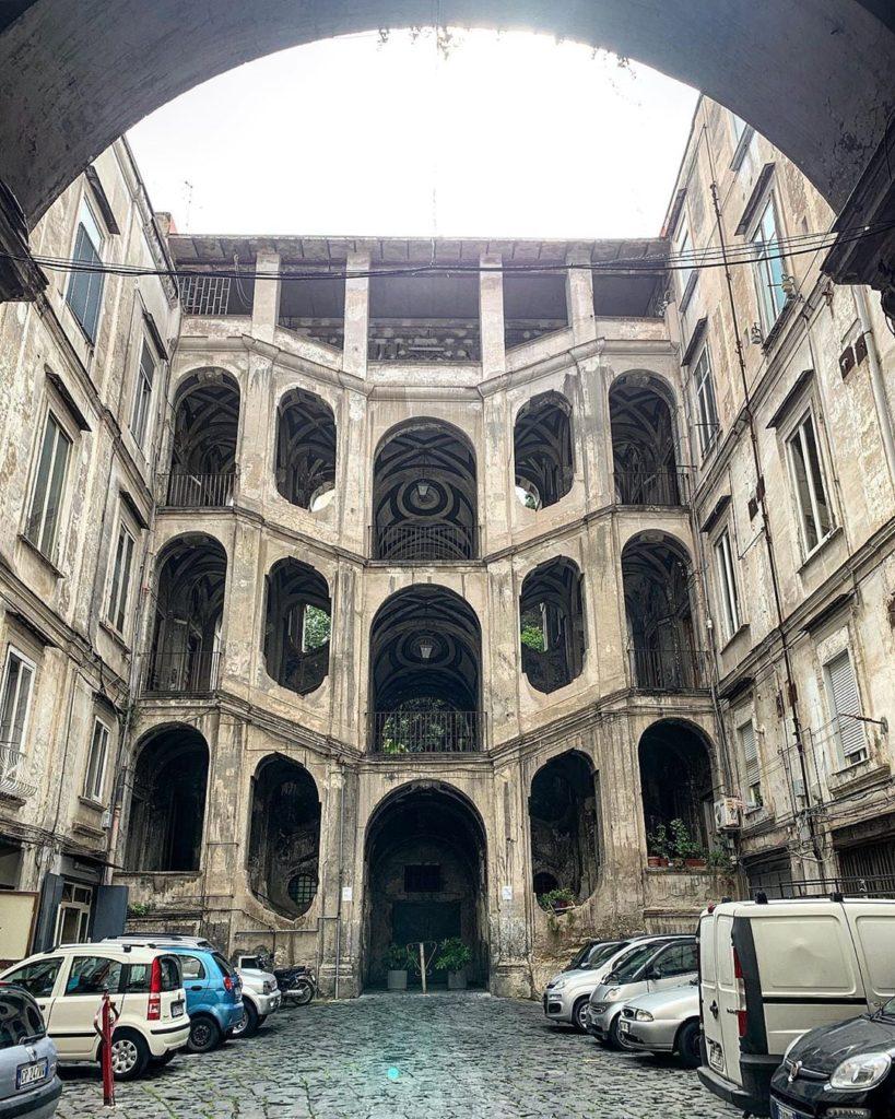 Visit Naples- Palazzo dello Spagnuolo e Palazzo Sanfelice a Napoli-2