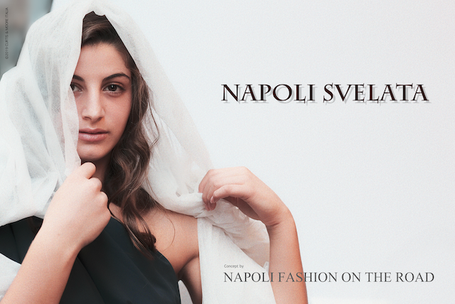 Napoli svelata - concept Napoli fashion on the road - ph. iPhotox ©2019 - Via dei tribunali Napoli