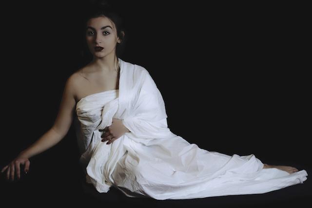 Donna etrusca - ph ©2020 iPhotox