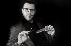 Napoli resiliente - Matteo Di Napoli - International Hair Stylist