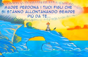 La Principessa Primula. Un mare di plastica, un bellissimo cartoon didattico presentato a Napoli -Lo scopo è diffondere buone pratiche ambientali, senso civico a tutela e nel rispetto del territorio.