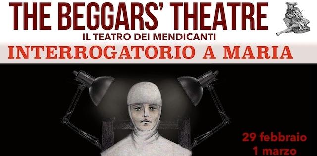 The Beggars' Theatre -Il teatro dei mendicanti