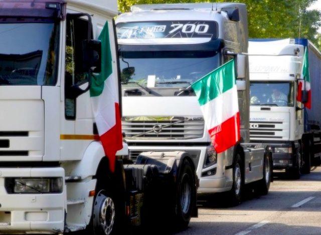 Autotrasportatori italiani, gli eroi spesso dimenticati nell'Italia del Coronavirus