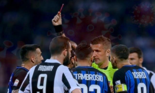 Inter Juventus -28 aprile 2018
