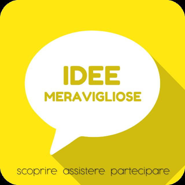 Idee meravigliose il logo ufficiale -il nuovo eventweb propostao dalla starup italiana Curtis & Moore Italia in collaborazione con Crono.news
