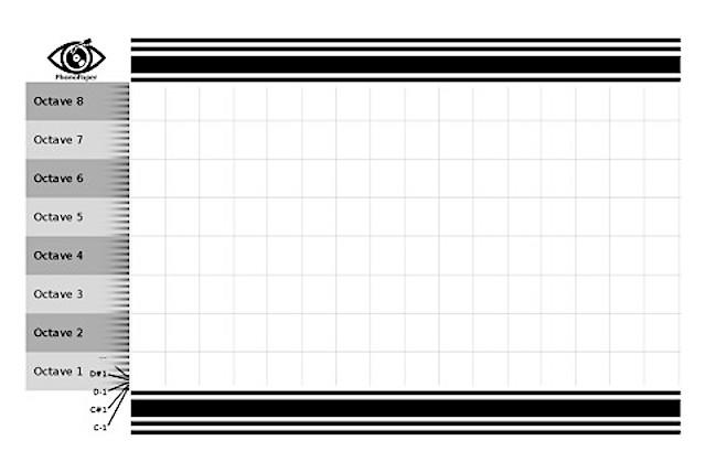 PhonoPaper- esempio di modello vuoto