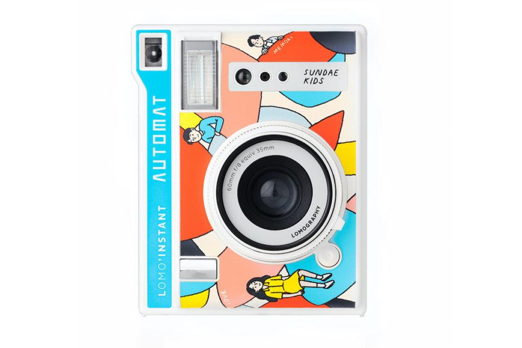 Lomo'Instant Automat sundae_kids front