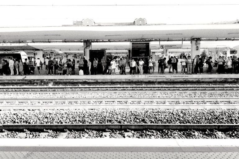 Claudio Gatti: Storie di pendolarismo quotidiano