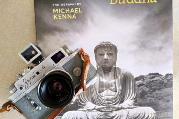 Michael Kenna - Buddah