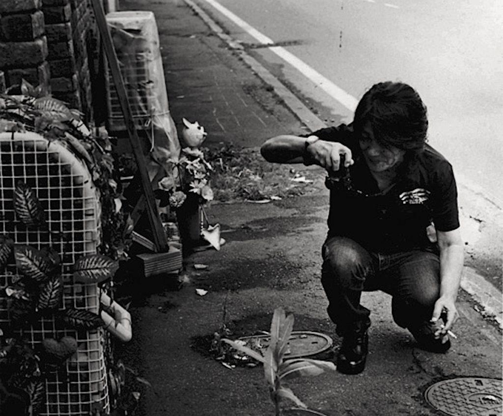 Daido Moryama - portrait artist in the street -crono.news #iphotox