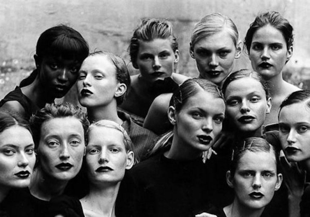 Peter-Lindbergh-Naomi-Campbell-Karen-Elson-Jayne-Windsor-Shirley-Mallmann.....-Paris-2017-©-Peter-Lindberg