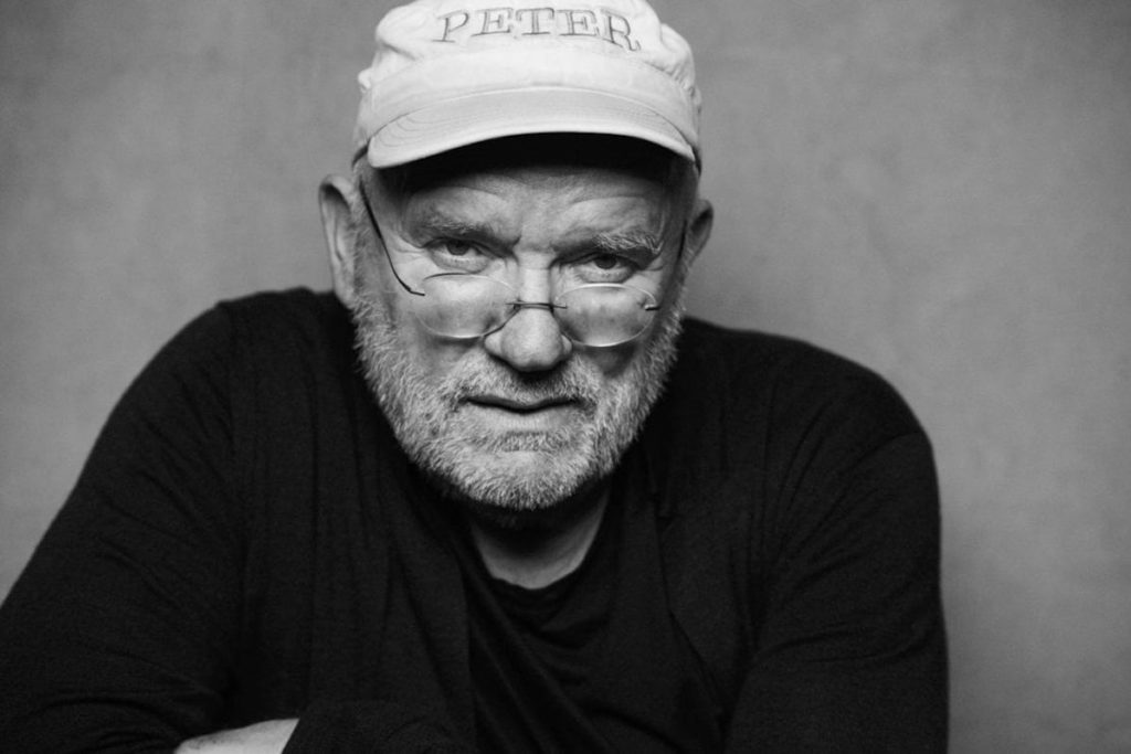 Peter Lindbergh - Ph by Stefan Rappo -in sua memoria -crono.news