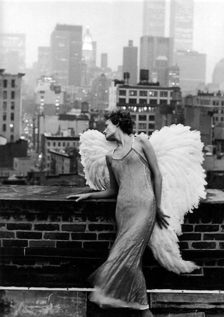 Peter Lindbergh - angels in New York