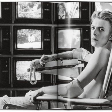 The Man Who Fell to Earth il libro fotografico di Paul Duncan dedicato al film omonimo e a David Bowie edito da TASHEN