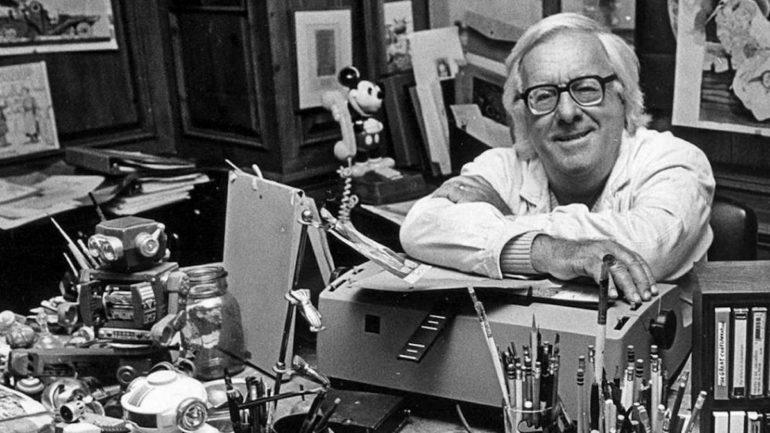 Ray Bradbury centenario dalla sua nascita del genio della scrittura fantascientifica - crono.news