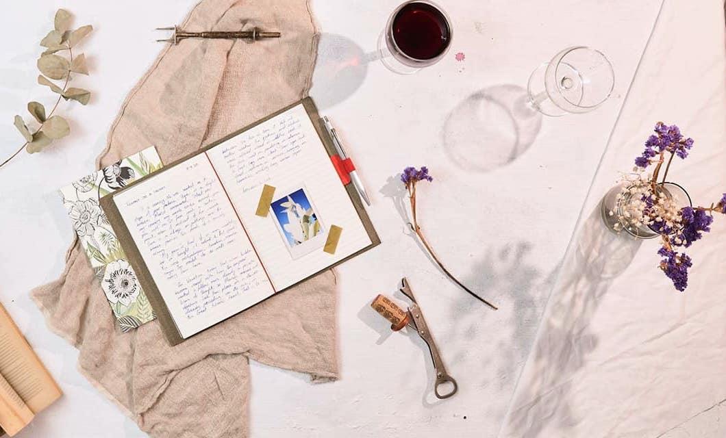 Un piccolo Diario potrà rappresentare una delle cose più preziose che abbiate mai posseduto.