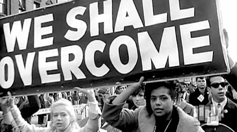 Martin Luther King - We shall overcome