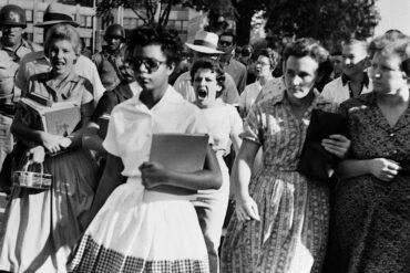Racism: Elizabeth Ann Eckford